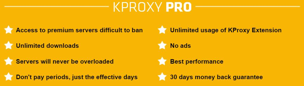 KProxy - Free web proxy with fast speed - HTTPs Supported